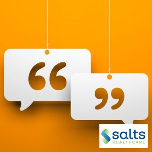 Developing Communication Salts Healthcare